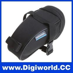 Waterproof Bicycle Saddle Bag Bike Pouch Cycling Seat Bag Black