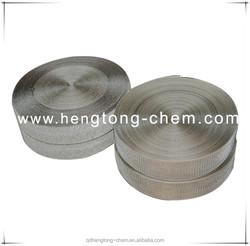 Qingdao Tianyin the best Silver Coated Conductive Nylon Velcro