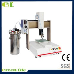 Green life Best selling desktop automated epoxy dispensing robot