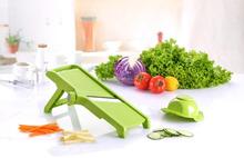 Multifunction kitchen spiral vegetable slicer chopper
