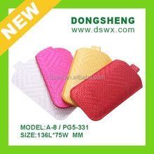 China Supplier Knit Pattern Phone Bag for Smartphone Iphone 5S xiaomi mi4