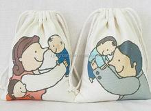 cotton bag/ cotton tote bag printing/ cotton canvas chevron tote bag