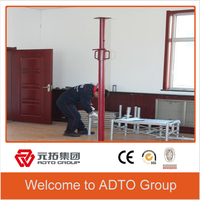 High Quality Props For Building Price,Used Construction Props,Adjustable Steel Prop Scaffolding