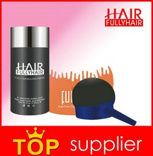 FULLY Instant hair thickening fibers with private label OEM/ODM