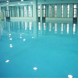 Liquid Haloduric Oil Proof Industrial Floor Paint
