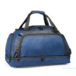 Waterproof pvc travel bag for lady