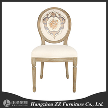 Hangzhou ZZ french style small bedroom chairs living room chairs for sale