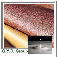 Leather textile fabric water oil Repellent