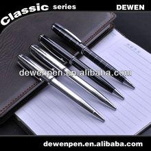 new design branded promotional metal luxury ball pen