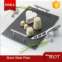chinese food safe factory direct sale black slate