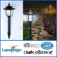 2015 new arrival solar energy product solar outdoor lamp series low voltage solar motion sensor light