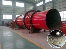 high-capacity cow manure rotary dryer