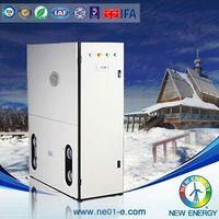 cold area appliance water/ground source heat pump split dc inverter air to water heat pump