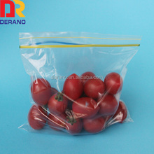 Best quality LDPE eco-friendly lined zip lock poly bags