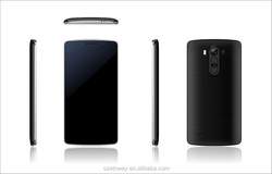 5.5 inch HD screen 720*1280 MTK6582 dual sim high quality bar smartphone