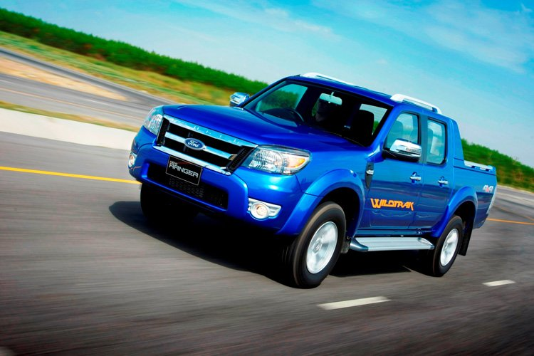 Ford Ranger Double Cabin 4x4