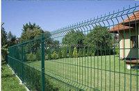 Peach type column fence netting/Bilateral guardrail