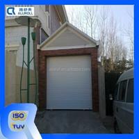 Aluminum Electric operation transparent roller shutter