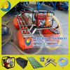 New Product for 2015 Shandong Hengchuan Proline Gold Dredge /Mini Gold Dredge Boat for Small Shallow River Stream