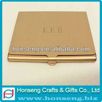sublimation metal namecard holder