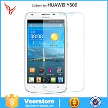 0.3 mm 2.5d arc couleur HD en plastique téléphone protecteur d'écran pour huawei honor 7 en verre trempé