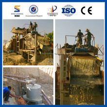 Abrasion Resistant Gold Mining Extraction Equipment with Cheap Price