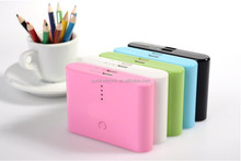best business supercharger portable mobile charger cell phone charging power bank 10000mah