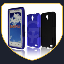 High quality 2 in 1 dream net hybrid mobile phone case cover For Alcatel One Touch Idol X 6040 6040A 6040D