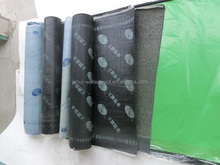 cold applied Self-adhesive SBS/APP modified bitumen waterproof membrane/Coil/roll/sheet/waterproofing bitumen membrane