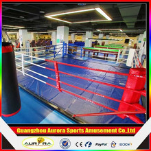 Competition floor boxing ring for Boxing Hall training