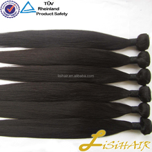New Popular Virgin Hair Indian Loose Deep Wave Remi Hair Weave