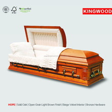 HOPE cinerary casket bed pictures for wood carving