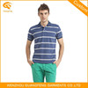 Mens Polo Collar Striped T Shirt, Golf Polo Shirt, Polo T Shirt Factory