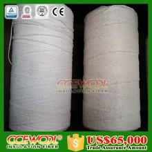 CCEWOOL high temperature 1000TEX 1MM ceramic yarn