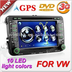 VW passat oem dvd player