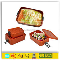 mess tin kit camping military aluminum container lunch storage boxes