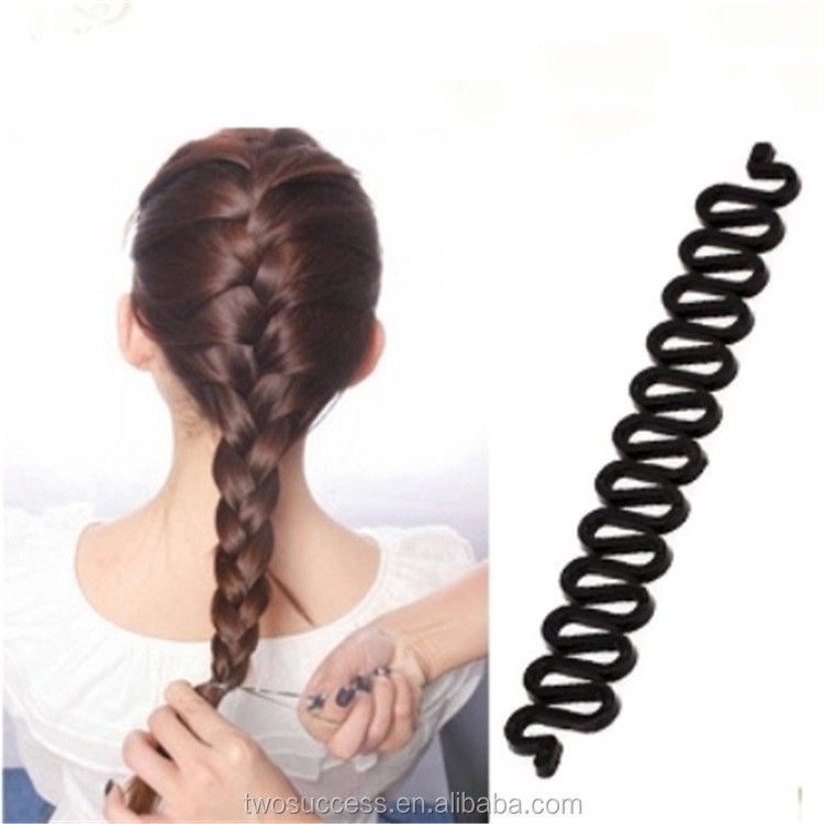 Wholesale Oem French Weave Hair Braiding Tool Roller Braider With