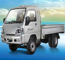 China T-KING cheap 0.75 ton 4x2 diesel mini truck with turbo economic vehicles