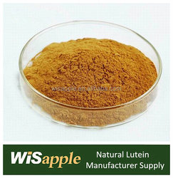 Manufacturer Supply Natural 5%, 10%, 20%, 80% Lutein Pure