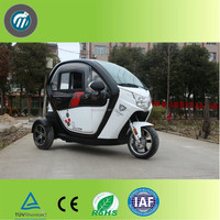 stand up manufacturer enclosed electric tricycle