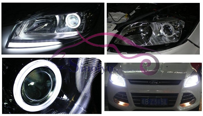 Система освещения OEM LHD /H1 2,5 , H1 H4 H7 LED Halo