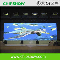 Premium quality P6 indoor full color led large advertising screen display