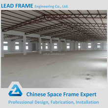 Large Span Galvanized Steel Roof Construction Structures Building