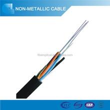 96 cores stranded loose tube non metallic/armored fiber optical cable GYFTY