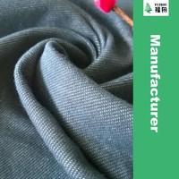 2015 Wholesale CVC Knit Denim Fabric, Knitted fabric denim