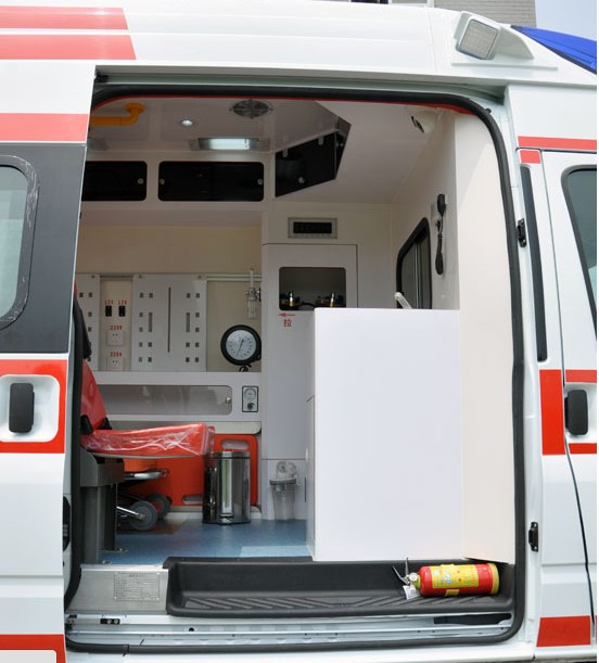 2014 Ford Transit High Roof Icu Ambulance - Buy American ...