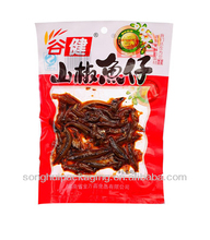 Dried fish vacuum bag/Snacks vacuum packing/Fish vacuum bag