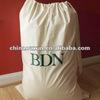 2015 wholesale hotel nylon drawstring backpack laundry bag