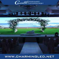 2015 new products p4 led screen outdoor led large screen display for concert