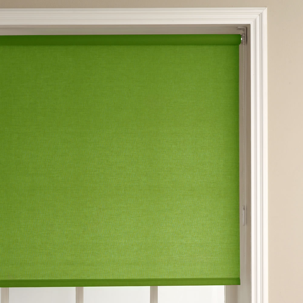 Roller Blinds Product : Hot sale durable fabric manual blackout roller blinds